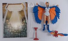 COMPLETE MOTUC MASTERS OF THE UNIVERSE CLASSICS SORCERESS ACTION FIGURE MATTEL
