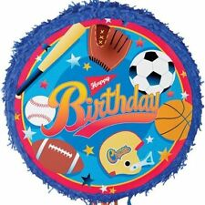 Sports Party Games and Activities