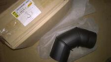 coude articulé d130 acier 2mm d130 poujoulat ref cdsr 90 90 130 anm