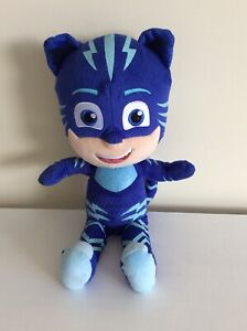 Talking PJ Mask Cat Boy 39cms Plush Toy