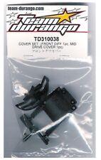 RC Team Durango TD310038 Cover Set Front Mid Drive DEX410 DESC410R DEX210F CAR