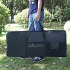 Durable 61-key Electronic Keyboards Electric Piano Gig Bag Case Black