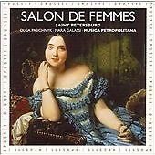 NEW SEALED Salon de Femmes Saint Petersburg Musica Petropolitana CD NEW&SEALED