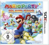 Nintendo 3DS Spiel - Mario Party: Island Tour Modul
