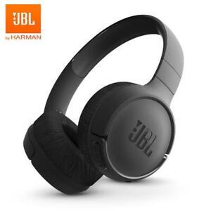 JBL E500BT By HARMAN Pure Bass Tune 500BT Wireless Bluetooth Headphones with Mic