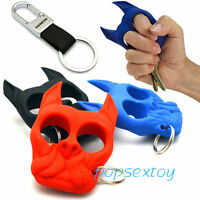 Plastic Dog-Self-Defense Tools Portable Key Chain Outdoor Travel Safe Women New