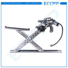 Power Window Regulator With Motor for Ford F150 F250 Truck Front Driver Side
