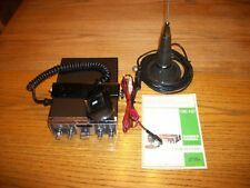 Vintage Realistic TRC-427 Radio Shack CB Radio with antennae