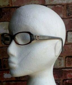 GUESS GU 141 5ST eyeglasses glasses frame - brown/grey