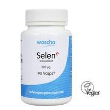 Selen 200 µg Woscha 90 vcaps EUR107,24/100g + Hammer Gutschein