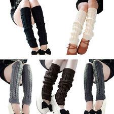 Unbranded Wool Blend Leg Warmers for Women