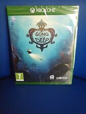 JEU SONG OF THE DEEP / XBOX ONE / NEUF SOUS BLISTER / PAS DE PAYPAL