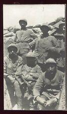 photo de la guerre 1914-1918 .vie dans la tranchée