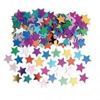 Metálico Stardust Estrellas Confeti (14g) {Amscan} (San Valentín/Celebración/