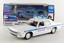 Dodge Monaco 1975 - Blues Brothers Chicago Police Car 1:24 (Greenlight 84012)