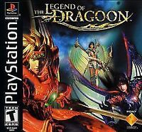 LEGEND OF DRAGOON PS1 PLAYSTATION 1 DISC ONLY