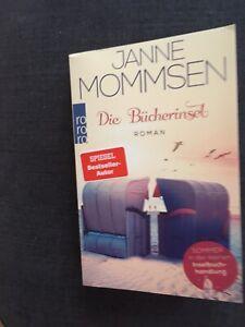 Janne Mommsen Die Bücherinsel Roman