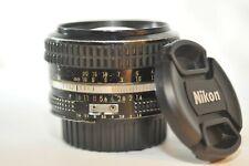 Nikon Nikkor 50mm F/1.4 AI PRIME lens for FG N2000 FM2n F3HP FE2 F100 DF