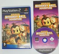 Super Monkey Ball Adventure Sony PlayStation 2 PS2 Game Complete Fast Free Post