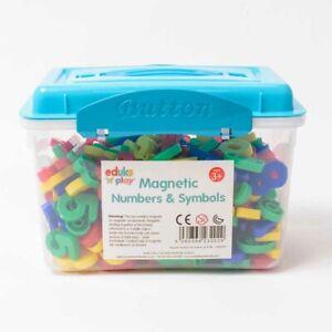 Eduk8 Magnetic Numbers & Symbolsm - Kids Children's Educational Toy (set of 286)