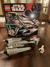 LEGO Star Wars General Grievous Starfighter 7656 Complete Original Opened Box