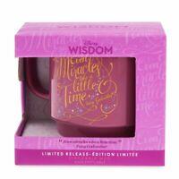 Disney Wisdom Mug - Fairy Godmother # 12 Of 12 Cinderella Gus Gus NEW IN BOX