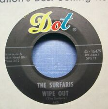 The Surfaris - Wipe Out - 1966 NM Surf 45