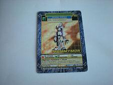 Carte Digimon Mummymon !!!