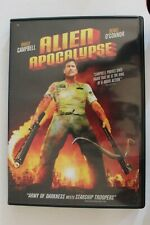 Alien Apocalypse (2005, DVD)