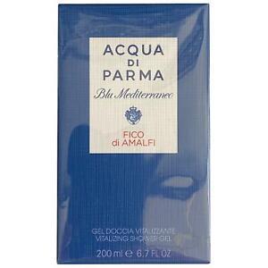 Acqua di Parma Fico de Amalfi Shower Gel 200ml BNIB Sealed UK STOCKIST