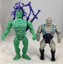 Thundercats Mumm-Ra & Panthro Action Figures Mexican Toys