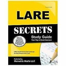 LARE Secrets Study Guide : LARE Test Review for the Landscape Architect...