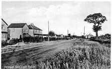 Halstead Road Eight Ash unused old postcard by RAP Good cond