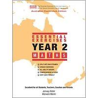 Essential Exercises Year 2 Maths australian curriculum edition