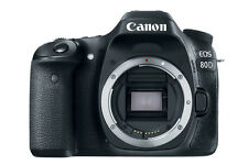 NEW Canon EOS 80D DSLR Camera Body Only