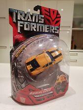 Hasbro 2007 Transformers Deluxe Class Bumblebee