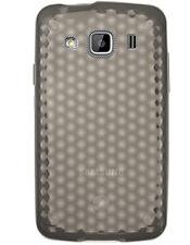Coque Housse Gel série Diamants fumée Samsung Galaxy XCover S5690