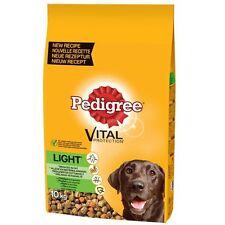 Pedigree Light Dog Complete Dry Food Chicken and Vegetable 10kg
