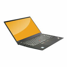 Lenovo ThinkPad X1 Carbon 5th Gen Core i7-7600U 2,8GHz 16GB RAM 512GB SSD NVMe