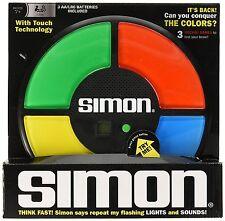 New! Basic Fun Simon Classic Memory Skill Electronic Family Party Game Retro Toy