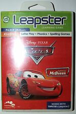 Brand New LeapFrog Leapster Reading Learning Game Cars (Leapster, 2010)