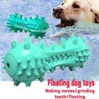 Floatable Dog Pet Cleaning Chew Water Toys For  Rubber Molar Stick Oral Teeth