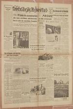 DERNIERES NOUVELLES MAGAZINE 5 6 APRILE 1942 BPNNAFOUS LUFTWAFFE AKYAB LUBECK