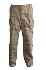 US Marine Corps USMC Army MARPAT Desert Digital FROG Trousers Hose Small Long