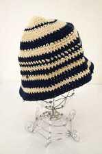 LAZZARI WOMEN's Hat Beige & Navy