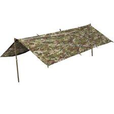 BTP Military Waterproof Basha Shelter 2 5m Army Tent MTP Bushcraft Survival