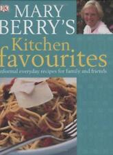 Mary Berrys cuisine favouris Recette Livre de couverture rigide NEUF Officiel