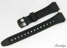 New Original Genuine Casio Wrist Watch Strap Replacement Band for W-201, W-201G
