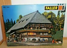 FALLER H0 366 Black Forest Farm Farmhouse Kit with Instructions New Boxed