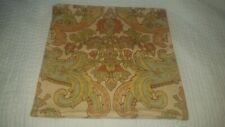 """Pottery Barn Simone Floral paisley pillow cover 20"""""""